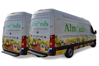Almonds Catering Supplies --- Fresh Wholesale Fruit & Vegetables